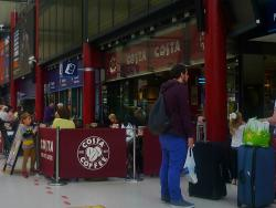 Costa Coffee - Lime Street Station