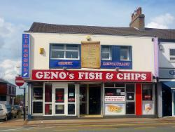 ‪Geno's Fish & Chips‬
