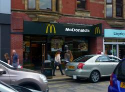 McDonald's - Standishgate
