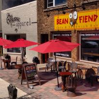 ‪Bean Fiend Cafe‬