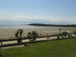 Whitmore Bay beach