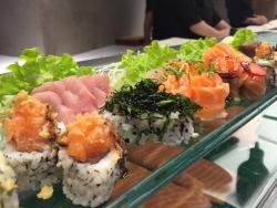 Mori Ohta Sushi - Barra Shopping