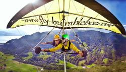 ‪Bumblebee Hang Gliding Interlaken‬