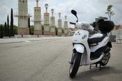 Rental Moto Barcelona