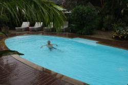 pool area Casa Praia