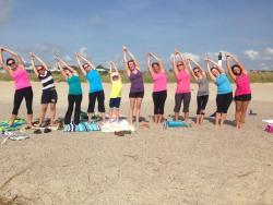 Aikya Yoga-Yoga on the Beach