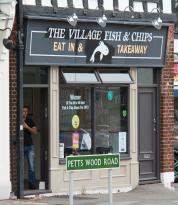 ‪The Village Fish and Chips‬