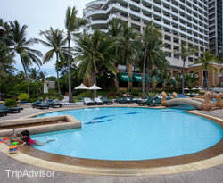 The Pool at the Hilton Hua Hin Resort & Spa