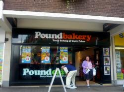 Pound Bakery - Market Centre
