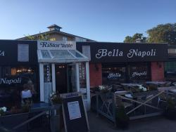 Restaurant Pizzaria Bella Napoli