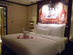 Agrado do hotel pois estávamos em lua de mel