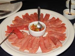 Carne para o fondue