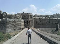 Kandhar Fort