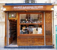 Cave de la Société Parisienne de Bière