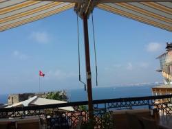 Antalya Inn Terrace Restaurant