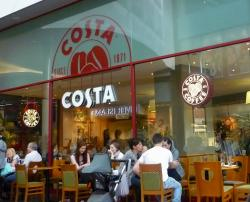 Costa Coffee - Golden Square