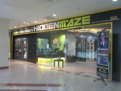 Hidden Maze