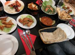 Zubarah Cafe Huddersfield