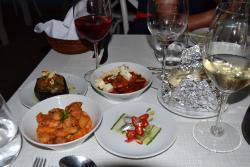 Greek night @ Ouzo Restaurant