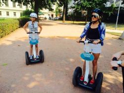 SEG AGENCY - Segway Tours & Rents in Brno