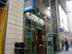 Greggs - Wall Street