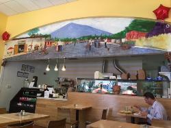Cafe Talavera