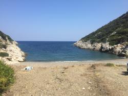 Vrisitsa beach