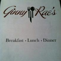 Ginny Rae's Diner