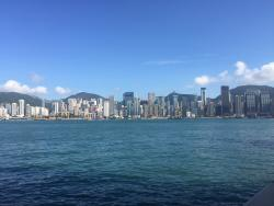 Walking tour in Hong Kong in Russian