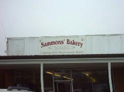 Sammons' Bakery