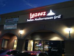 Lazeez Indian Mediterranean Grill