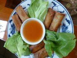 Asia Haus Bambus