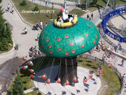 Nigloland, Parc D'Attractions & Hotel