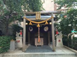 Chanoki Shrine