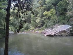 ‪North Chickamauga Creek‬