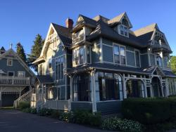 Great stay at Victoria's Historic Inn