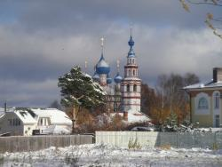 Korsunskaya Church