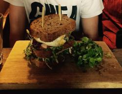 Mega Club Sandwich