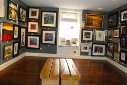 The Tony Huggins-Haig Gallery