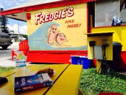 Fredgie's Hot Dogs