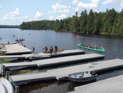 Canoe Lake Access Point