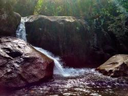 Rio Palmital Waterfall