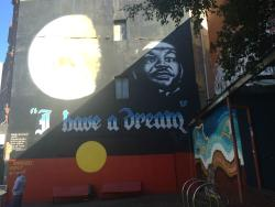 I Have a Dream Mural