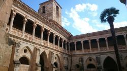 Santa Maria de Huerta Monastery