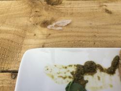Plastic found in my salad