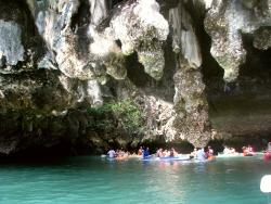 Phang Nga Bay.