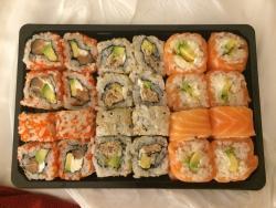 D. Fenix Sushi