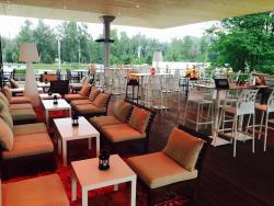 L'Aygo - Le Restaurant Sur L'Eau