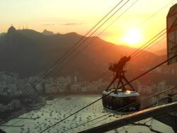 Sugar Loaf Mountain (Pao de Acucar)