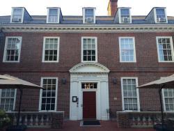 Harvard Faculty Club